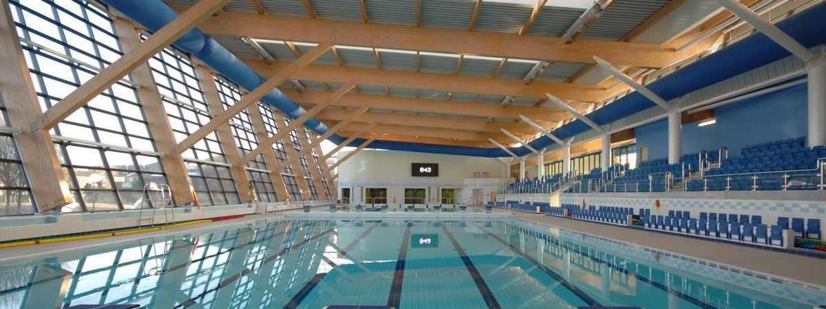 Liverpool Aquatics Centre has a 50 metre Olympic size pool