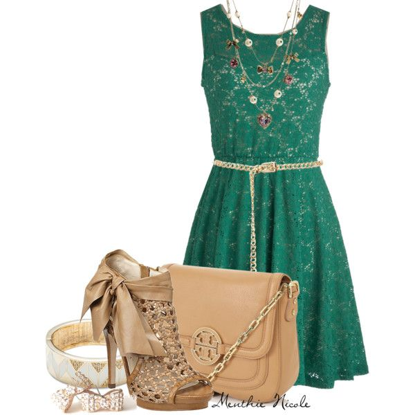 """Holiday Dress"" by menthie-nicole-gomes on Polyvore"