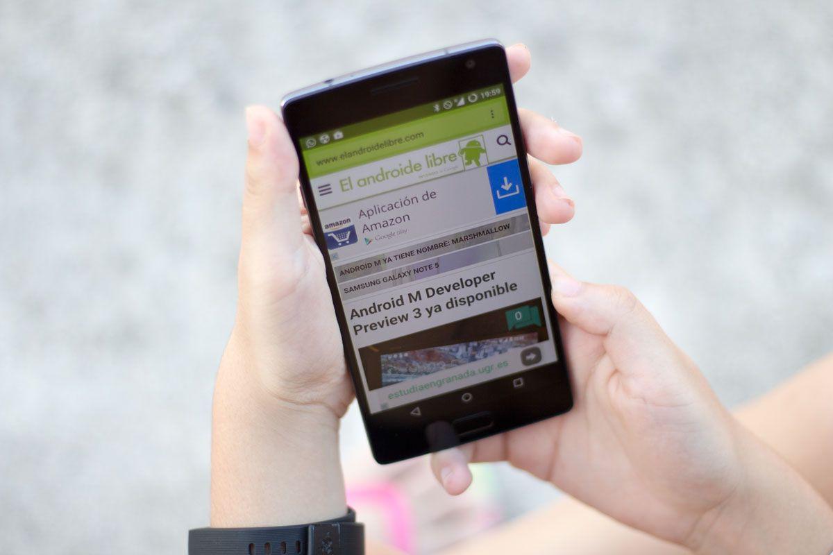 Ver 5 cosas que NO debes hacer con tu Android