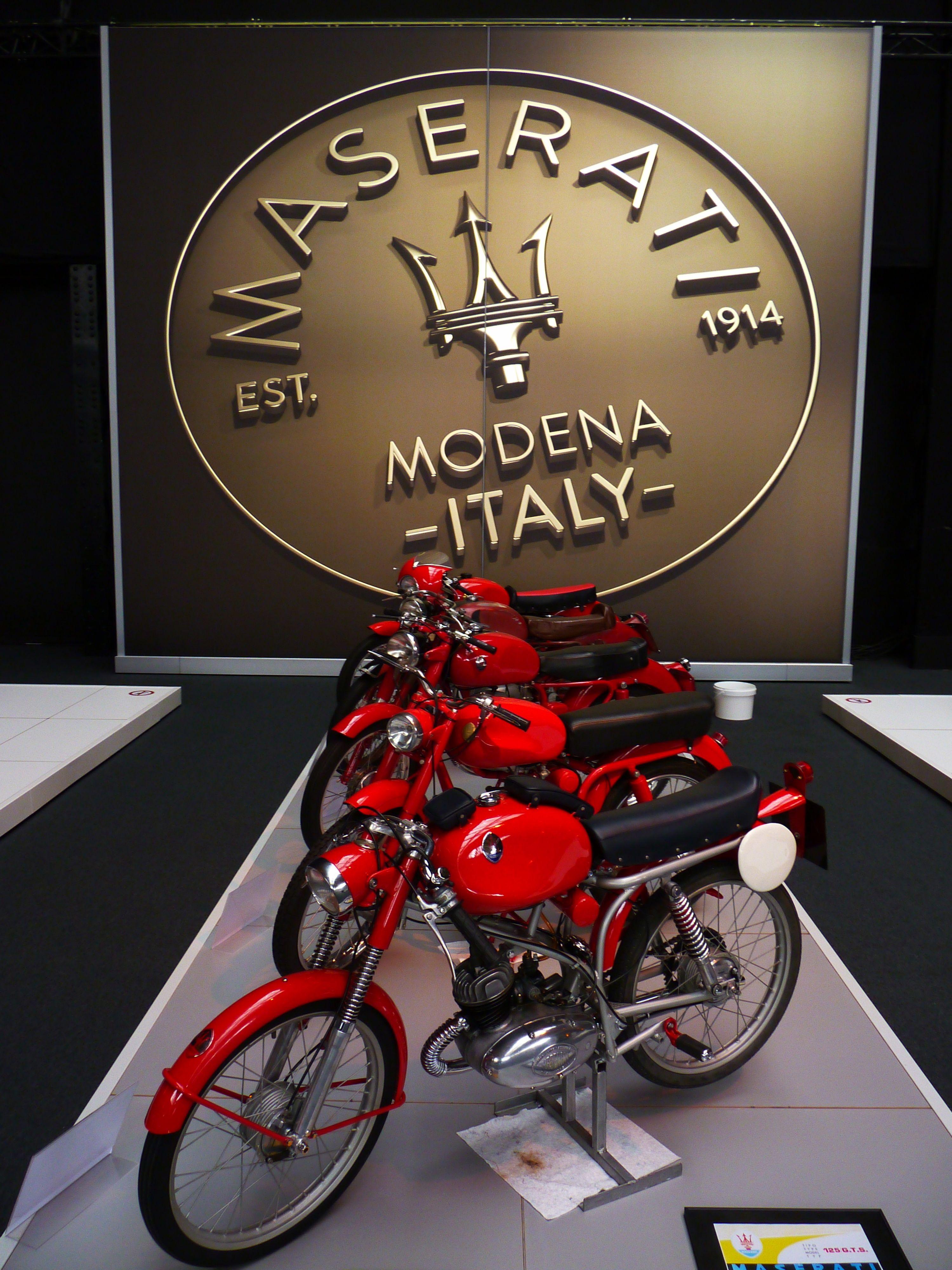 Moto Maserati