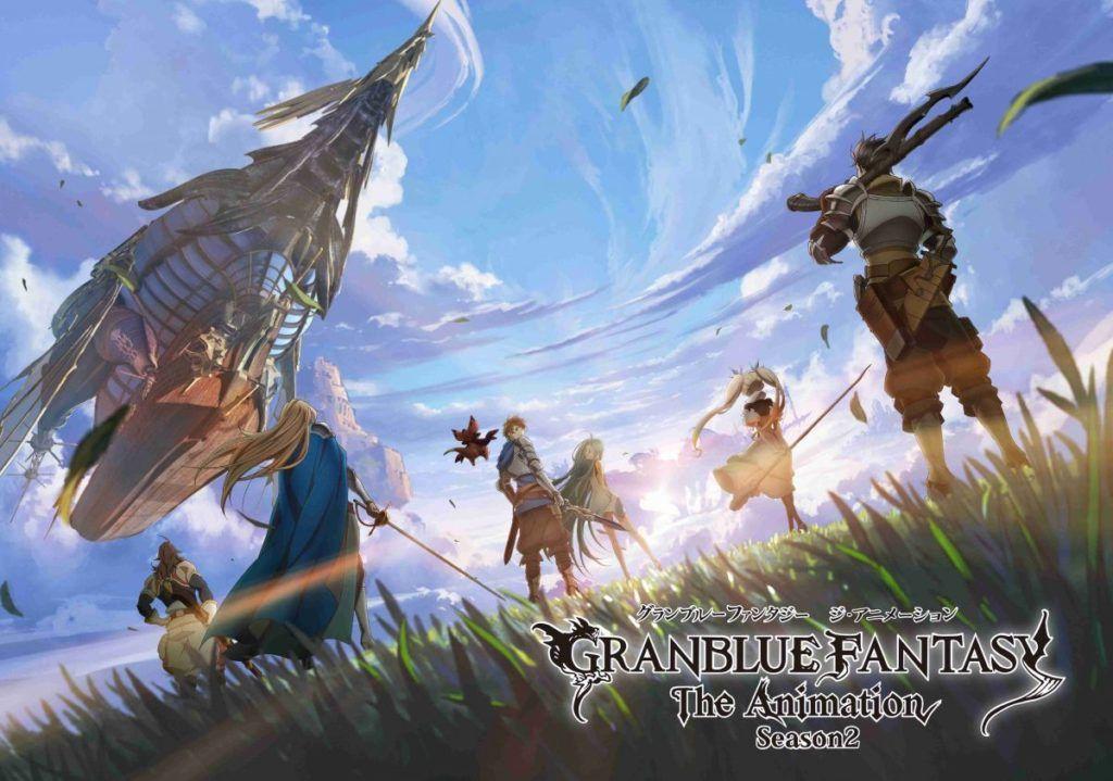 Granblue Fantasy The Animation Season 2 Announced for Fall