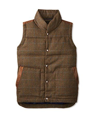 Report Collection Men's Quilted Vest
