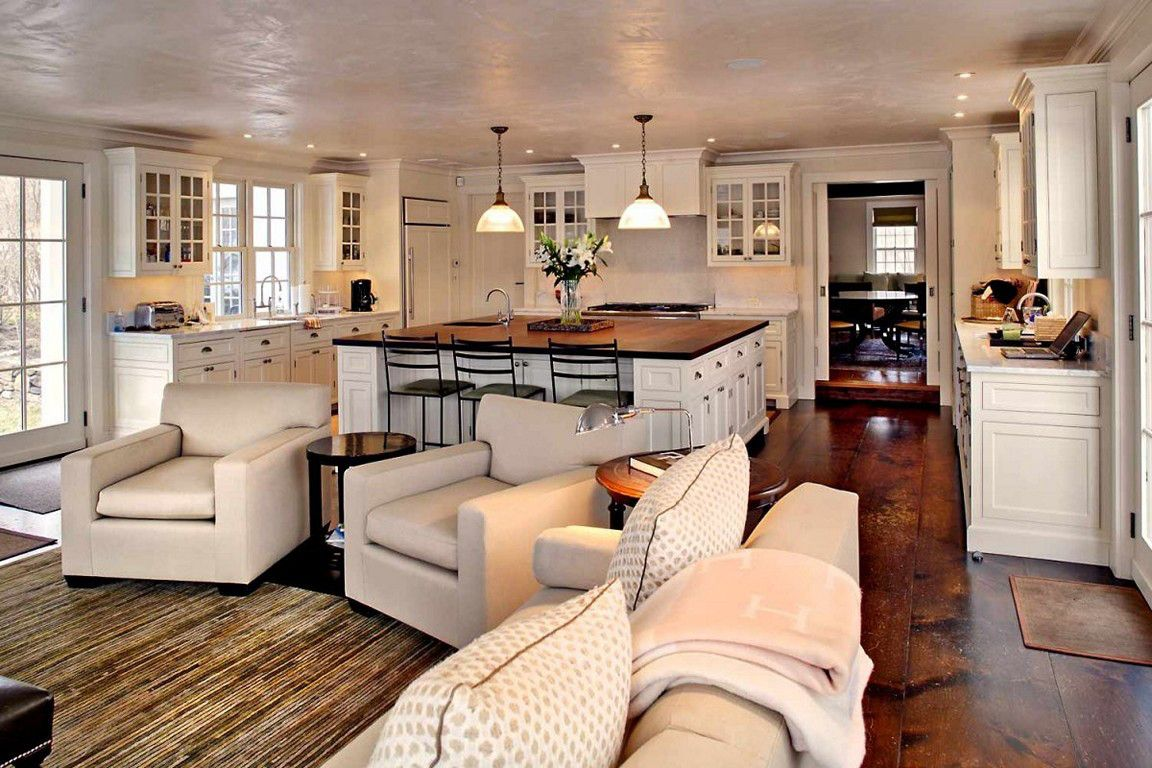 4 Warm And Luxurious Modern Farmhouse Decor Ideas | Modern ...