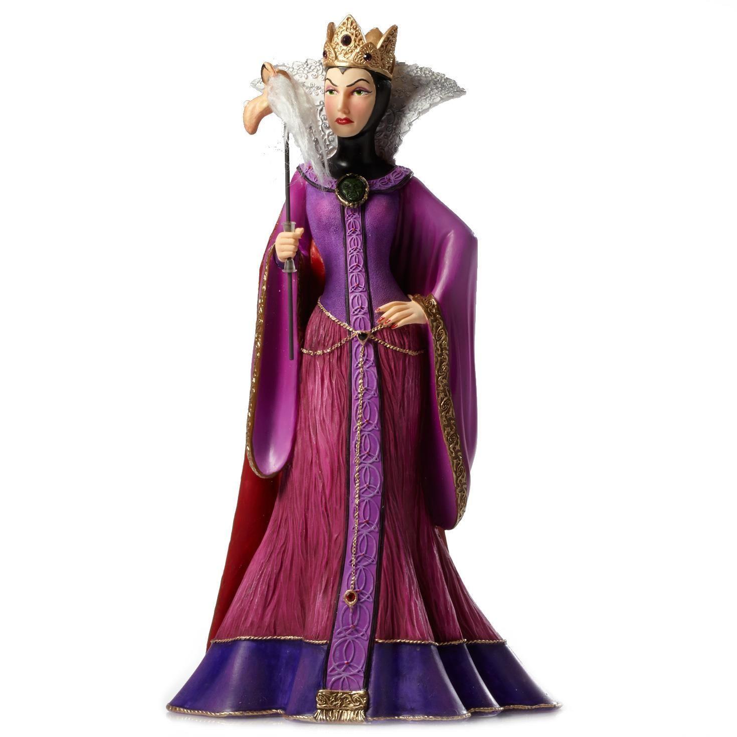 Snow White's Evil Queen Masquerade Figurine   Snow white ...