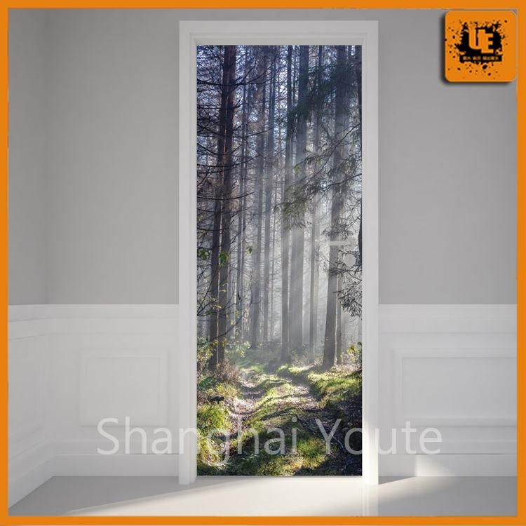 Free Design Safety Stickers For Glass Doors Refrigerator Door