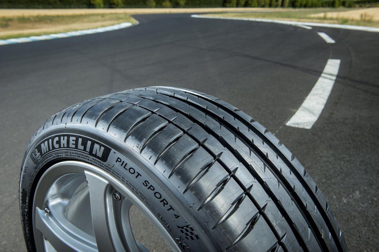 Michelin Pilot Sport 4 Lancement du nouveau pneu sportif