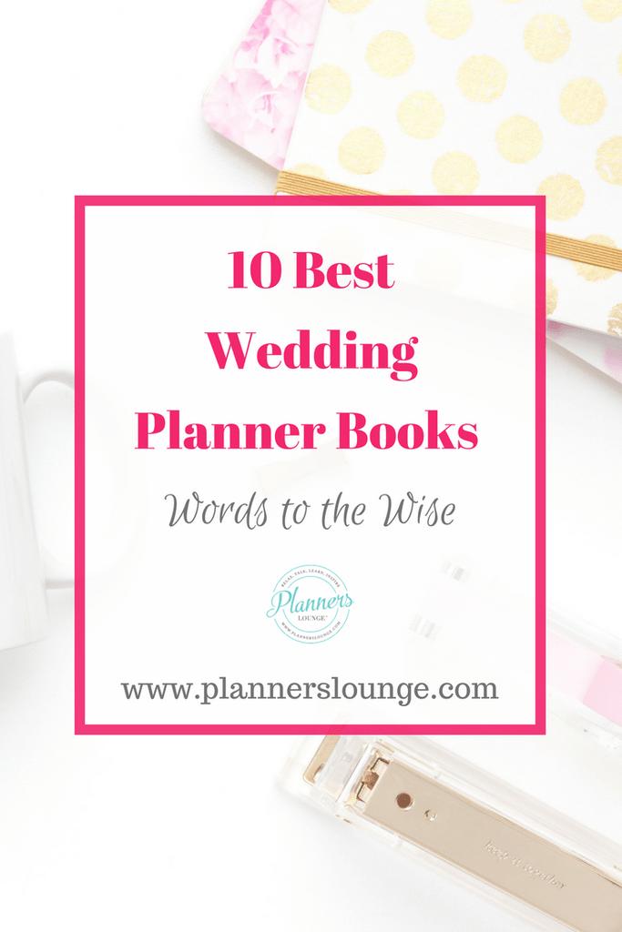 10 Best Wedding Planner Books Via S Lounge