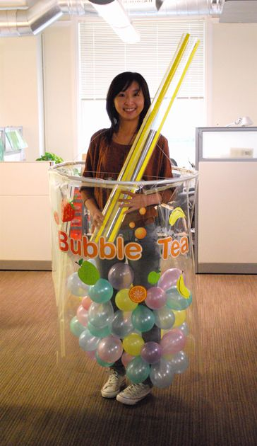tea with bobba (bubble tea) | Costumes | Pinterest | Bubbles, Teas ...