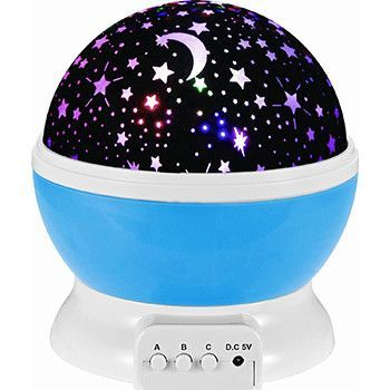 Self Rotating Constellation Night Projector Lamp Bring The Galaxy Home Baby Night Light Star Night Light Night Light Projector