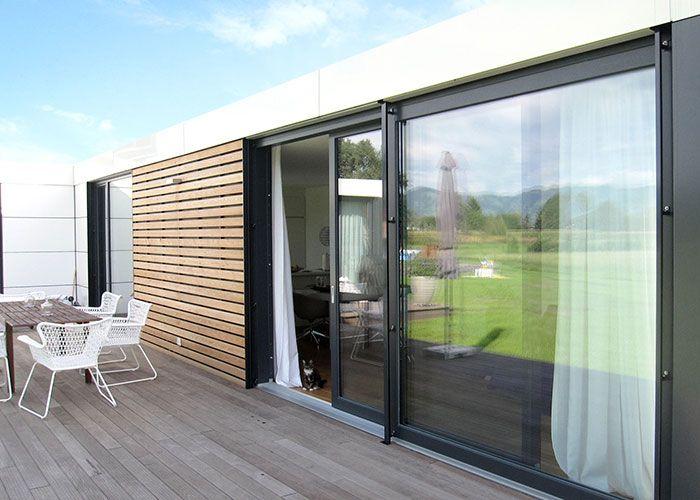 Neues wohnen im cubig designhaus minihaus for Alternatives wohnen