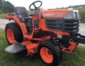 Kubota B1410 B1610 Tractor Workshop Service Repair Manual Tractors Repair Manuals Kubota
