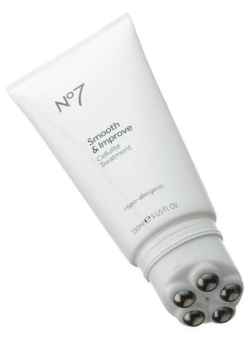 Boots NO7:Smooth & Improve Cellulite Treatment