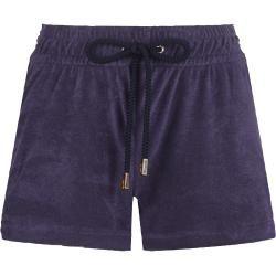Photo of Damen pronto da indossare – Solid Shortie aus Frottee für Damen – Shorty – Fiona – Blau – S – Vilebrequin