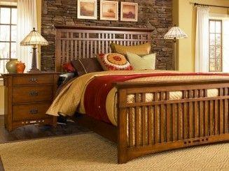 broyhill oak bedroom set - Google Search