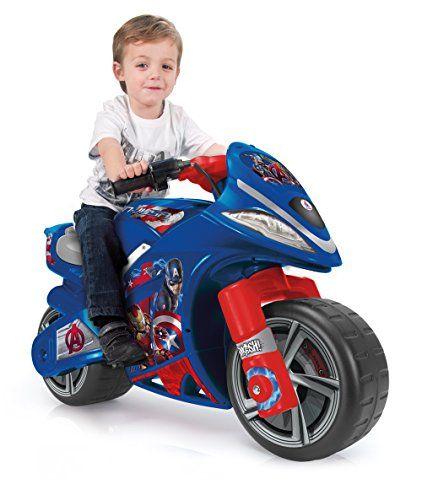 injusa 64677 elektro fahrzeugs wind avengers motorrad 6 volt. Black Bedroom Furniture Sets. Home Design Ideas