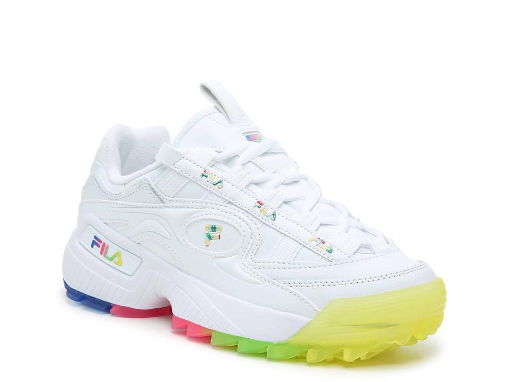 Fila D-Formation Sneaker - Women's in