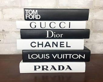 Ensemble De Livres De Createurs 6 Livres Chanel Louis