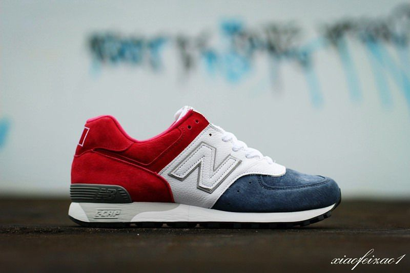 Buy New Balance M576FRA UK France Joint Signed Limited Edition Red White  Blue Mens Sneakers
