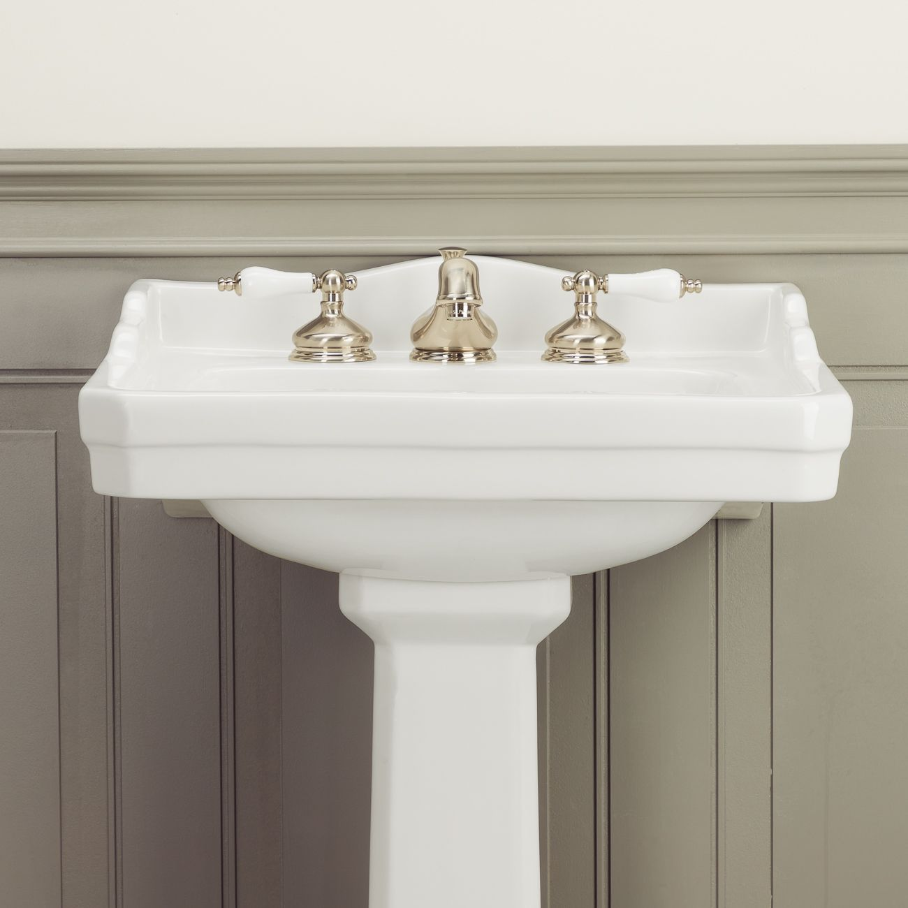 We Re Very Excited To Announce The Release Of Our New Collection Of Randolph Morris Pedestal Sinks Pictures Is The An Pedestal Sink Sink Pedestal Sink Storage