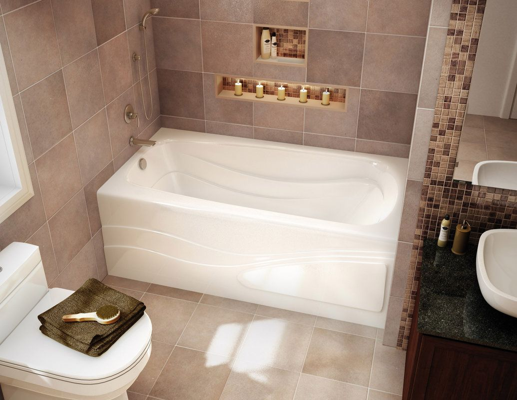 Tile Around Alcove Bathtub
