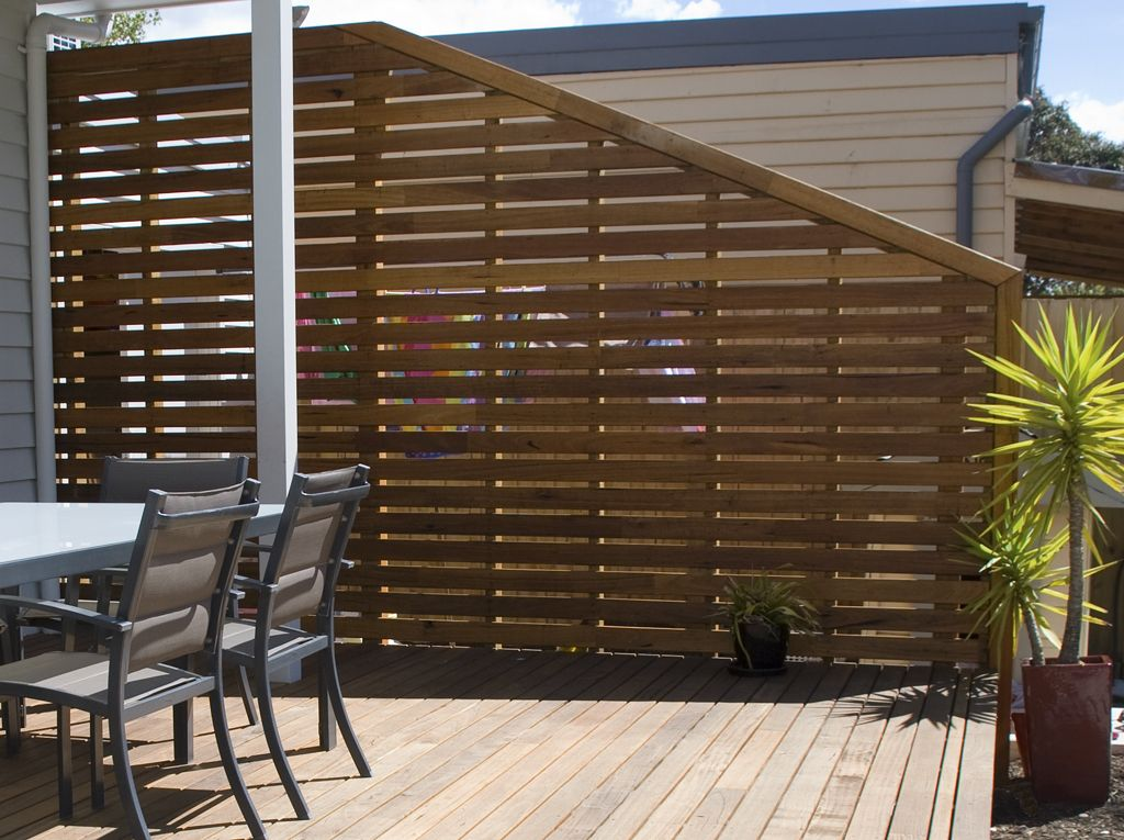 privacy fence on a deck google search garden. Black Bedroom Furniture Sets. Home Design Ideas