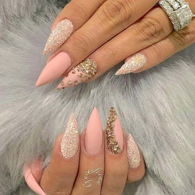 Best Stiletto Nails Designs Ideas Tips For You Nail Design