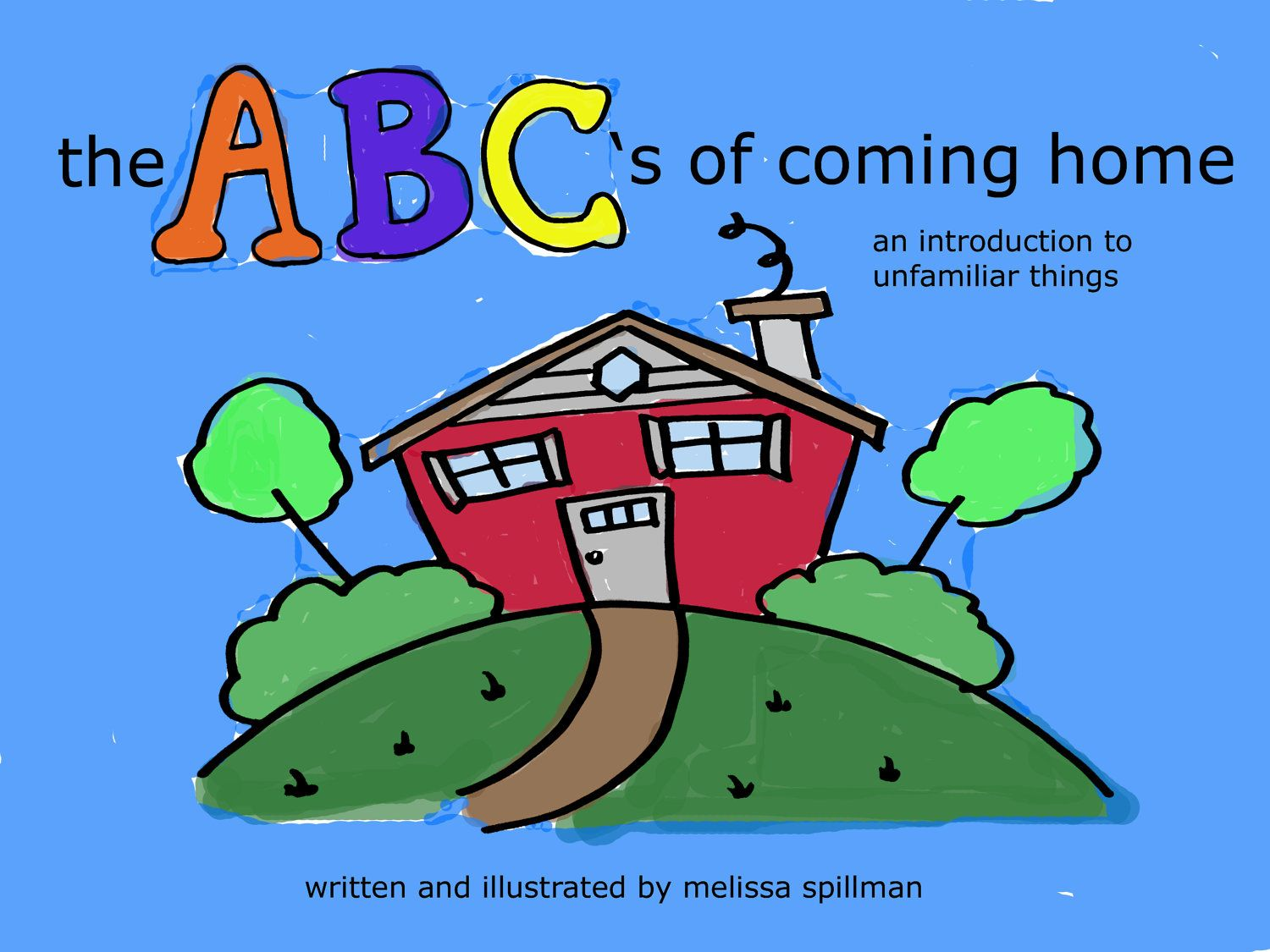 The Abc S Of Coming Home Coloring Book 10 00 Via Etsy Adoption Books Coming Home Love My Kids