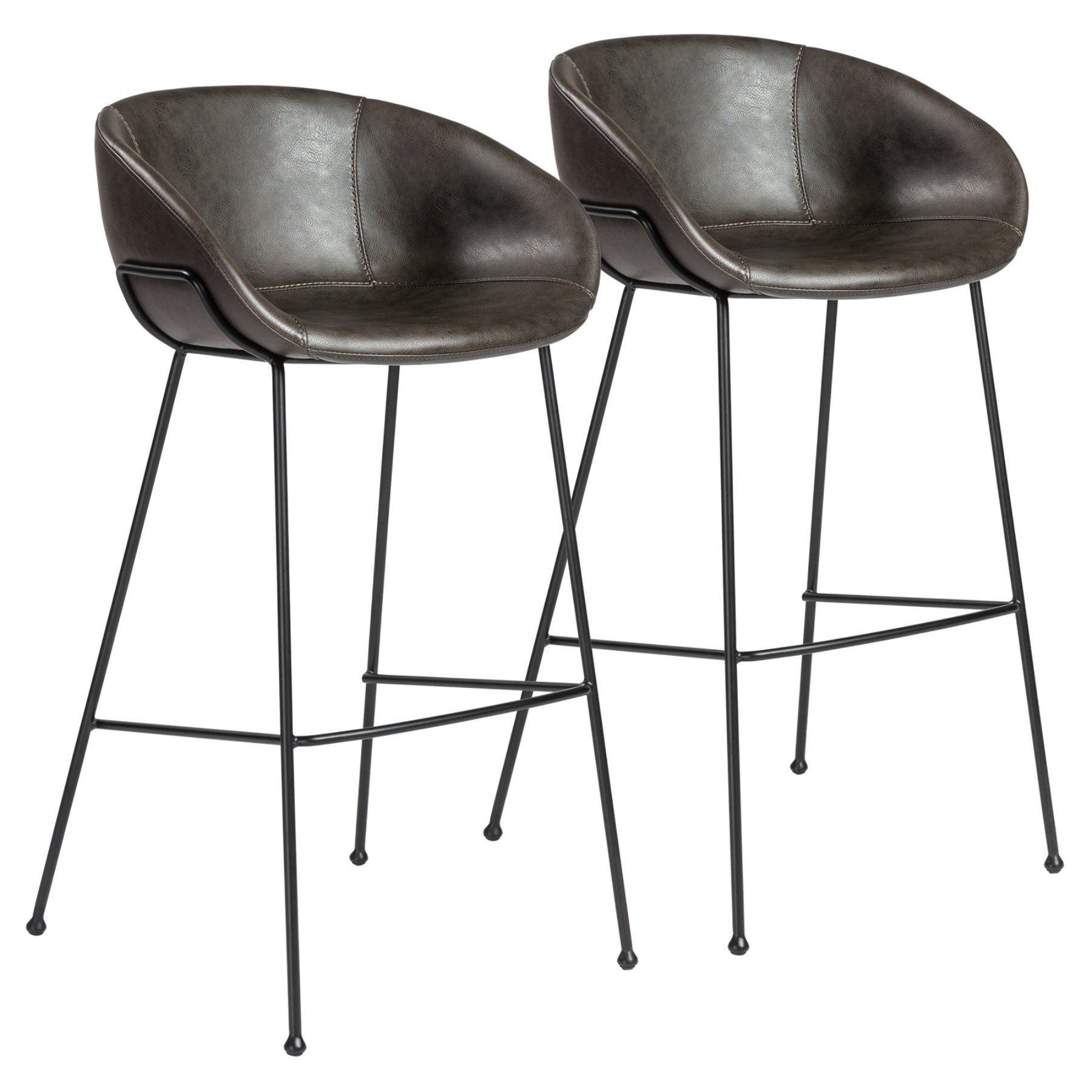 Euro Style Zach 30 In Bar Stool Set Of 2 Products Pinterest