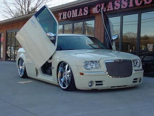 2008 Chrysler 300c Srt 8 Picture Exterior Umm Doors Are