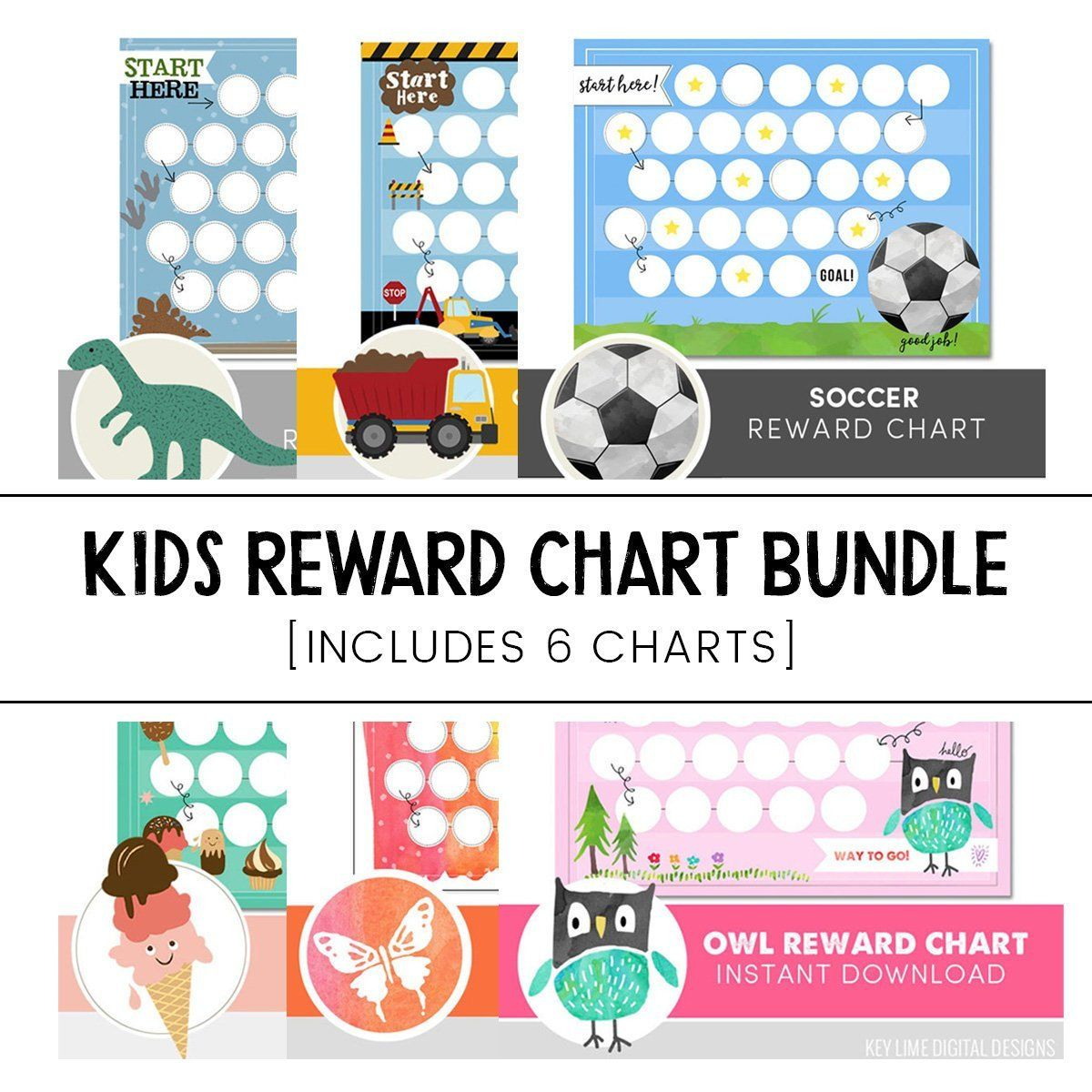 Behavior Charts For Kids Help Them With Homework Piano Chores