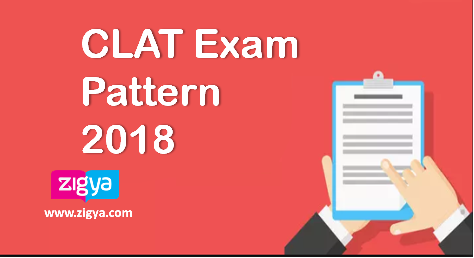 Clat Exam Pattern 2018 Exam Common Law 12th Grade