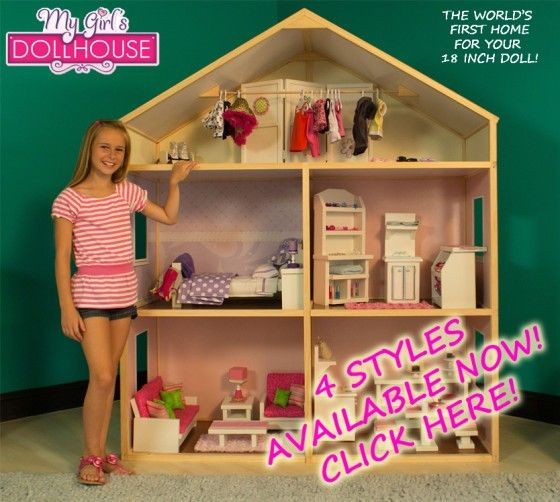 journey girls dollhouse | My G...