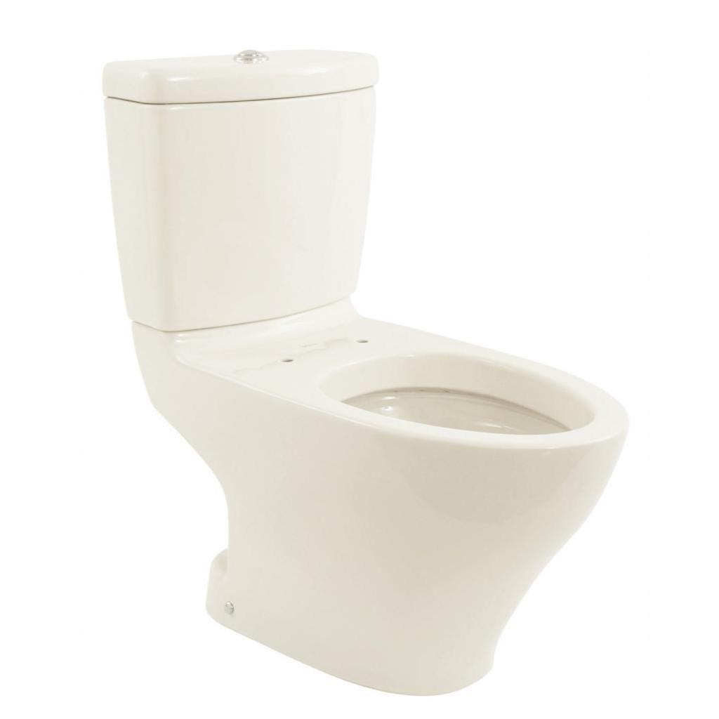 Toto Dual Max Toilet Colonial White (Colonial White) | Toilet ...