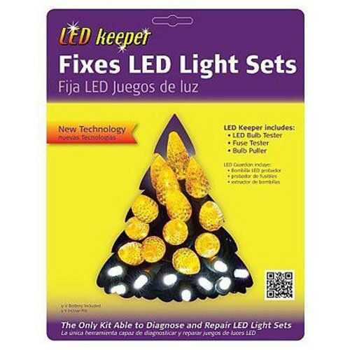LED Keeper LED Light Set Repair Tool Ulta Lit DIY Gift Ideas
