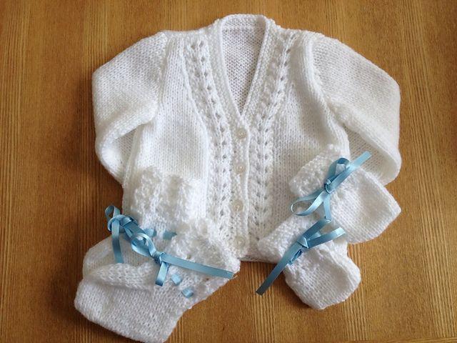 Ravelry Baby Layette Pattern By British Hand Knitting Confederation