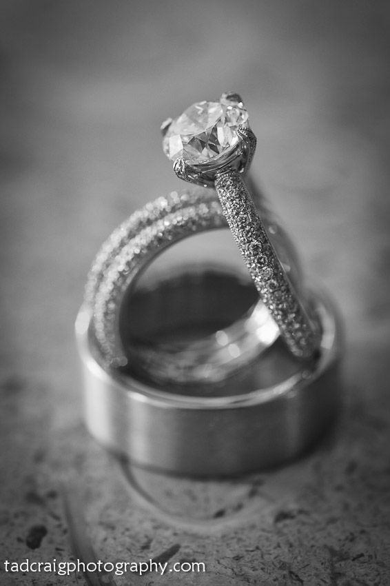 Beautiful Diamond Wedding Rings From A Maui Photo By Www