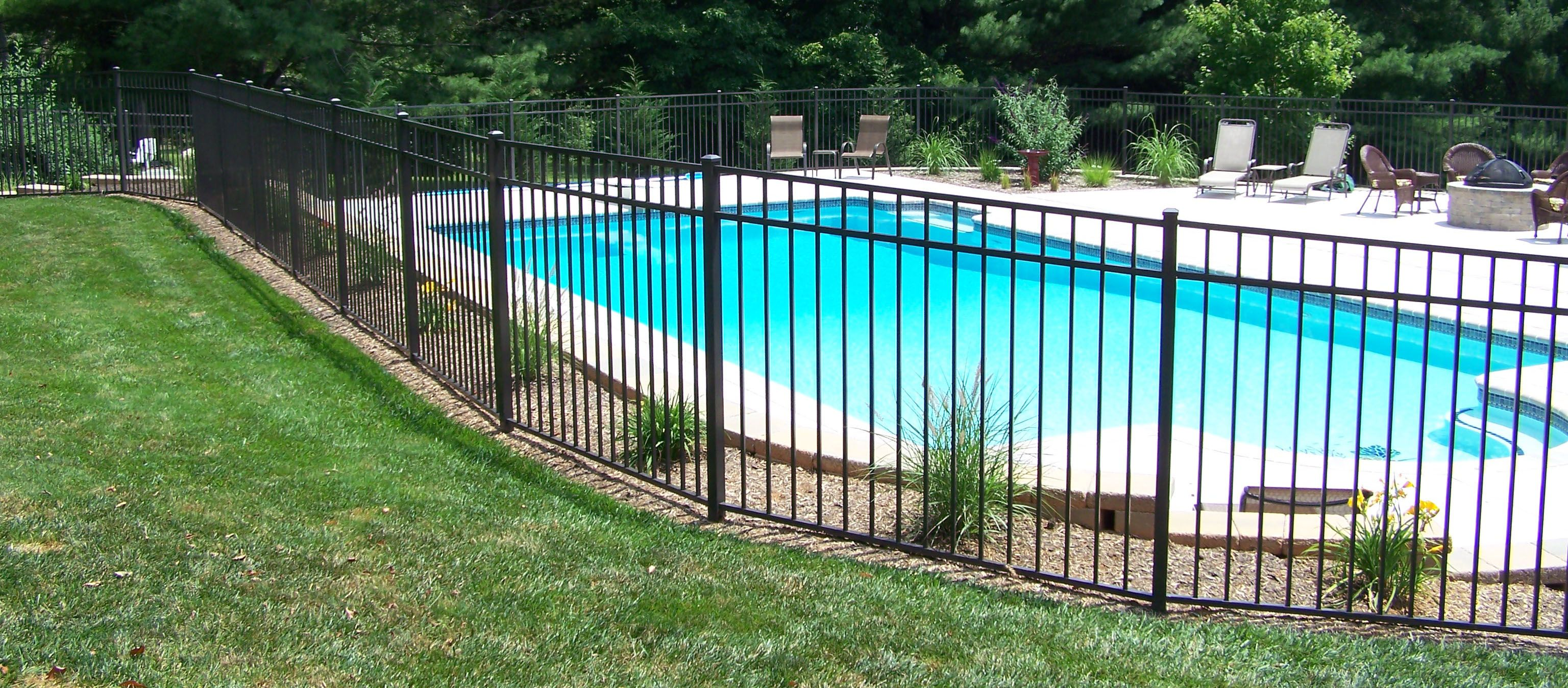 Instructions of Aluminum Pool Fence