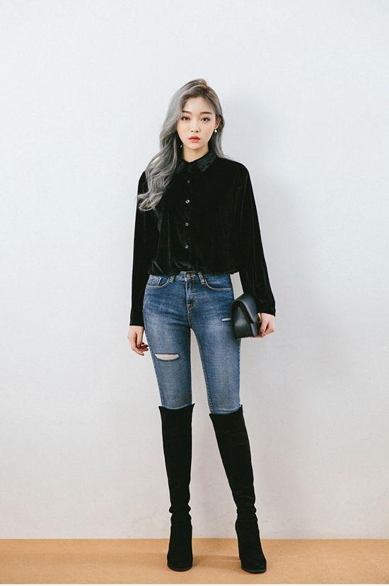 Korean Fashion Street Style Copy This Looks Korean