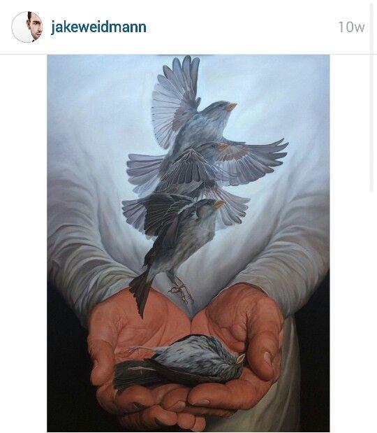 @jakeweidmann Loooove his artwork