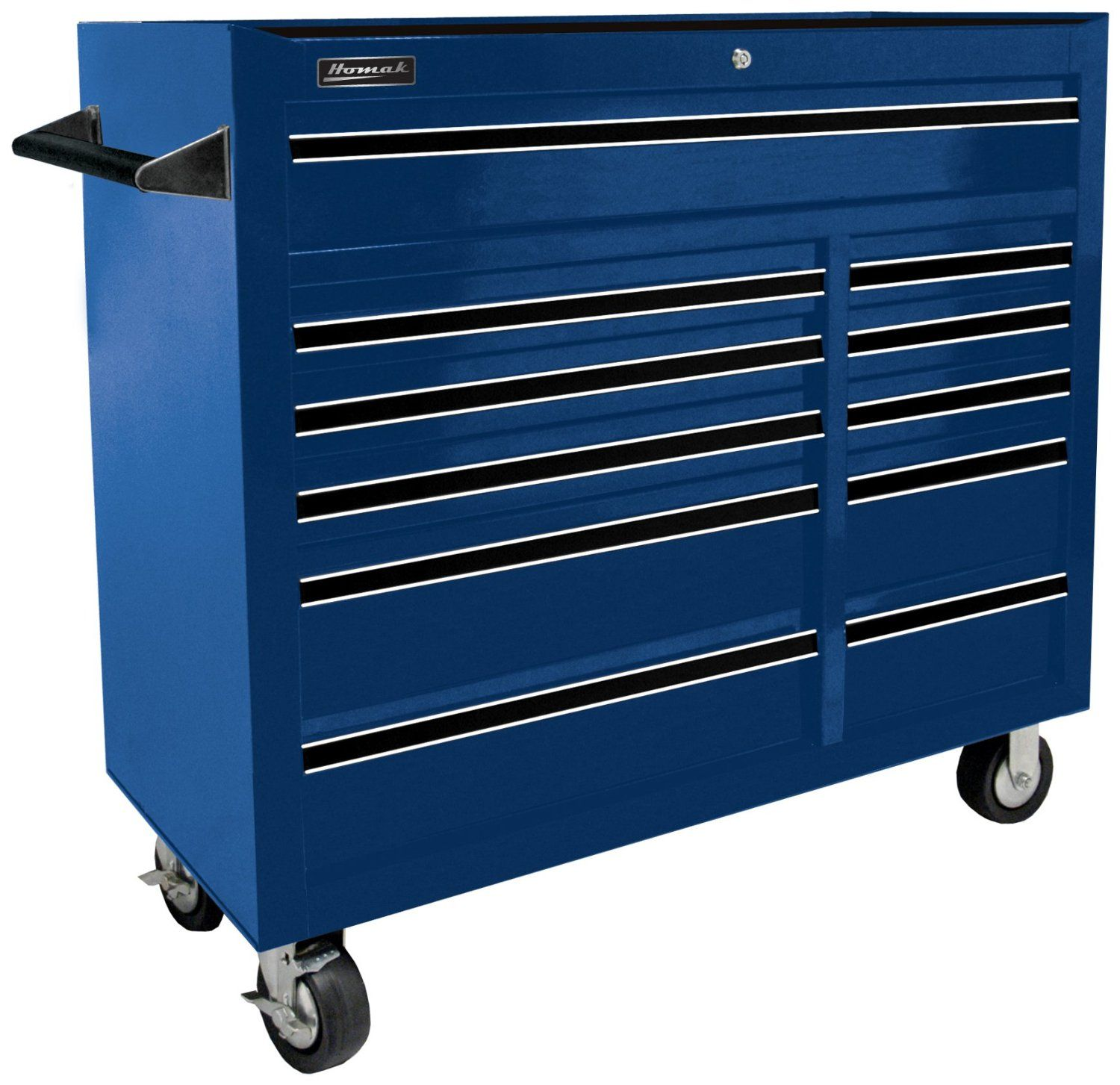 Nothing is better than having a place to store all of your tools. This looks like a really cool tool storage chest.