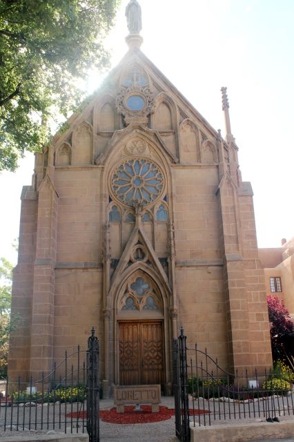 Best The Miraculous Staircase In Loretto Chapel Loretto Chapel 400 x 300