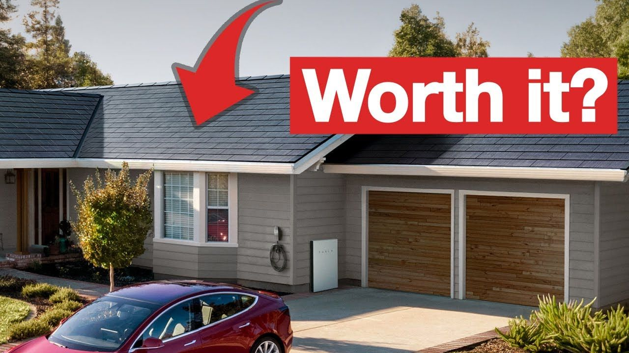 Is The Tesla V3 Solar Roof Worth The Money Youtube In 2020 Solar Roof Solar Tesla Solar Roof