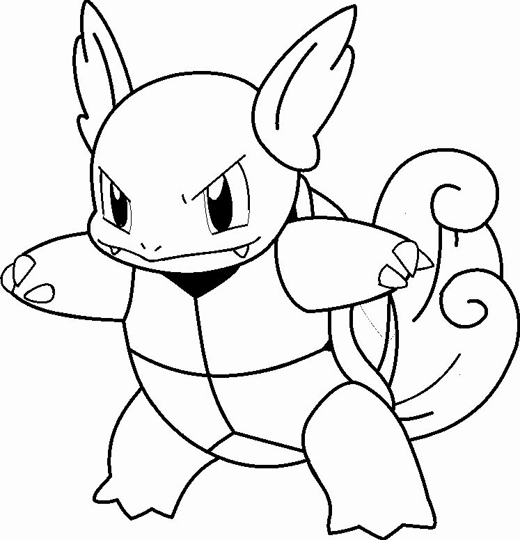 Squirtle Pokemon Coloring Page Best Of Pokemon Base Wartortle By Kanean On Deviantart Pokemon Coloring Pages Pokemon Coloring Pokemon Coloring Sheets