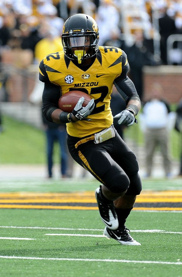 Mizzou Tigers football uniforms  21b343efb