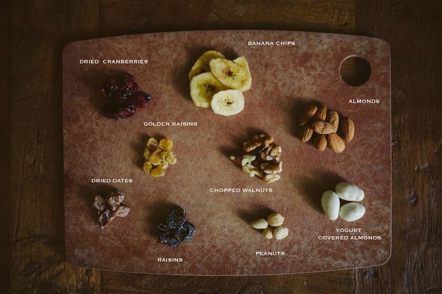 Hikers Trail Mix // Clean Living