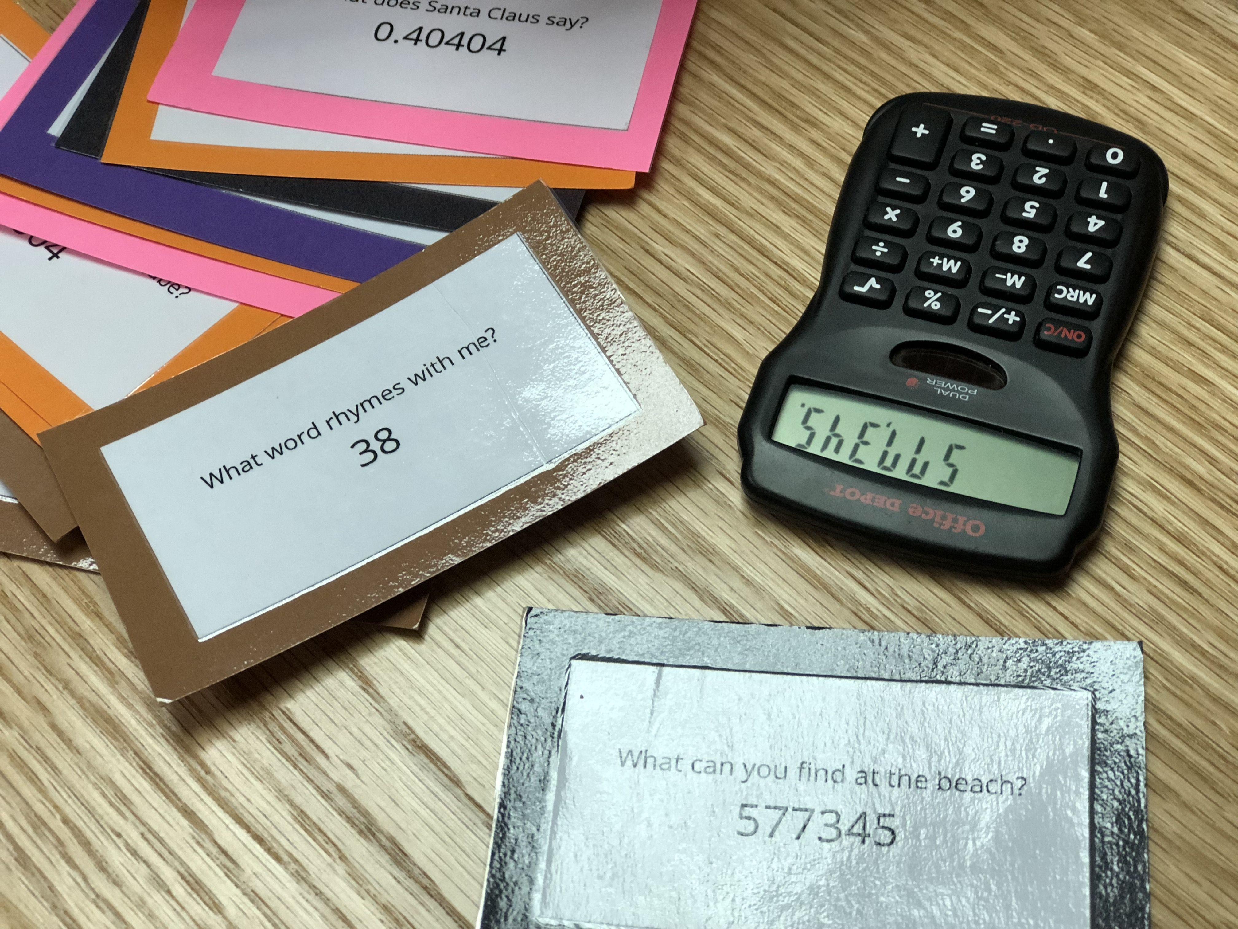 Calculator Questions