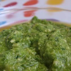 Spinach Basil Pesto Allrecipes.com