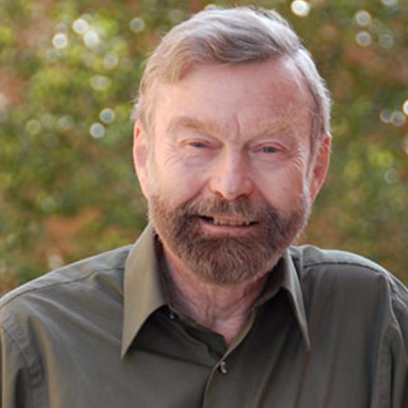 Bert Hoelldobler | School of Life Sciences -- ants talk for nick