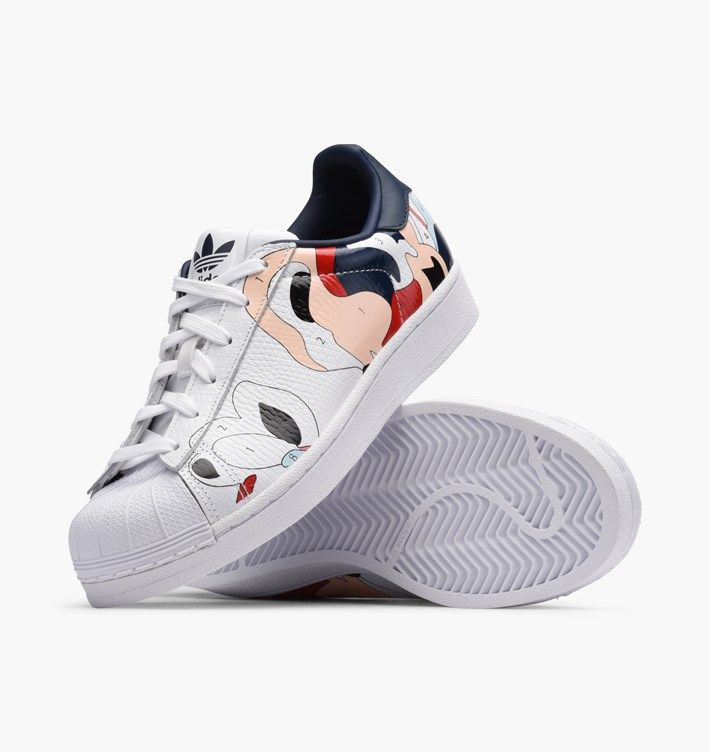 buy online 77ff9 9c93d caliroots.com x Rita Ora Superstar W adidas Originals S80289 258481