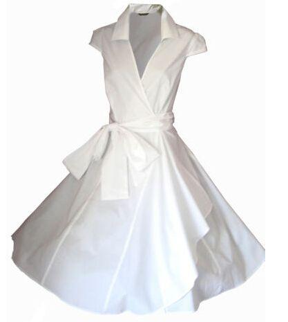 Encontrar Más Vestidos Información acerca de Nueva moda 2015 del partido Rockabilly noche Retro Vintage vestido de fiesta con cuello en v partido mujeres casual vestidos con cinturón, alta calidad Vestidos de Ladies Mall en Aliexpress.com